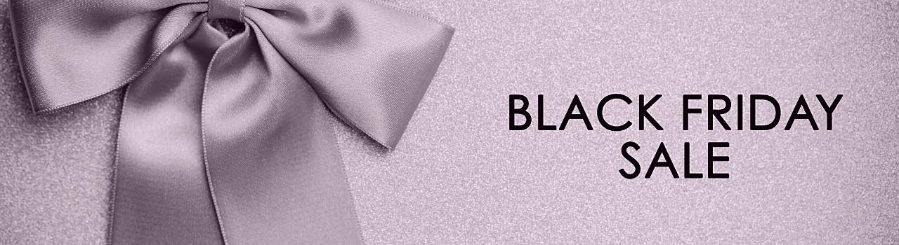 indulgence Black Friday banner