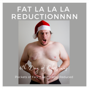 6th day of christmas fat reduction Indulgence Beauty Daventry