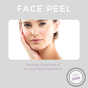 chemical face peel indulgence beauty daventry