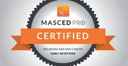 MASCED Certification Indulgence skin and laser clinic