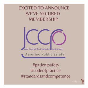 JCCP membership indulgence skin laser and beauty clinic daventry serving northamptonshire, Buckinghamshire, Leicestershire, warwickshire